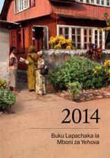 Buku Lapachaka la Mboni za Yehova la 2014