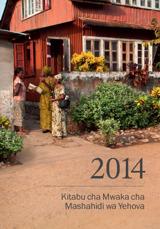2014 Kitabu cha Mwaka cha Mashahidi wa Yehova