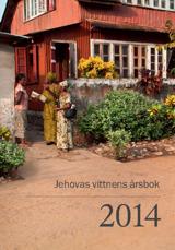 Jehovas vittnens årsbok 2014