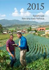 2015 Ilyashi lya Nte sha kwa Yehova