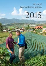 Anuarul Martorilor lui Iehova pe 2015