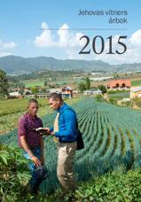 Jehovas vitners årbok 2015