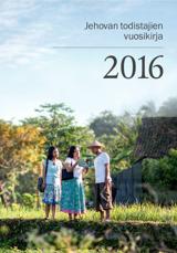 Jehovan todistajien vuosikirja 2016