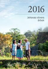Jehovas vitners årbok 2016