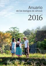 Anuario de los testigos de Jehová 2016