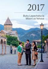 Buku Lapachaka la Mboni za Yehova la 2017