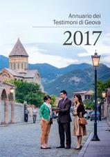 Annuario dei Testimoni di Geova del 2017