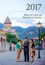 Buku ya mobu 2017 ya Batatoli ya Yehova