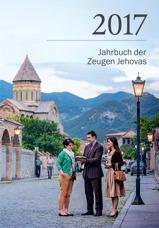 Jahrbuch der Zeugen Jehovas 2017