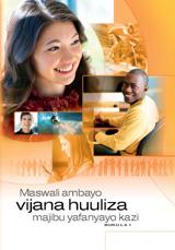 Maswali Ambayo Vijana Huuliza—Majibu Yafanyayo Kazi, Buku la 1
