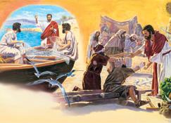 1. Jesu to yẹwhehodọ; 2. Jesu to azọ̀nhẹngbọna gbẹtọ lẹ