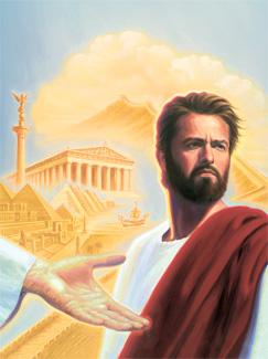 Yesu yana ƙin jarrabar Shaiɗan na mulkokin duniya