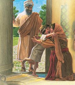 Elija, l-armla, u binha rxoxtat