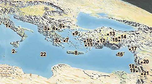 Enn map