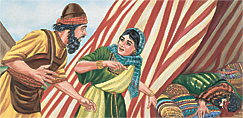 Baraq, Yaël ek Sisera
