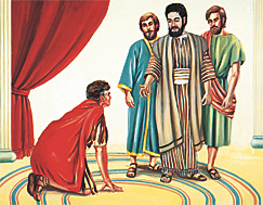 Petrus ma hakaene na Kornelius