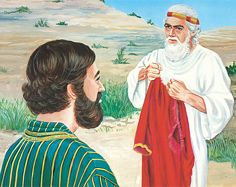 Aḥyah Akk-d Yarubεam