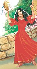 Jeftas meita