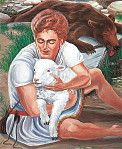 David ovejitanta osomanta kacharichin