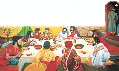 Efendimizin akşam yemeği