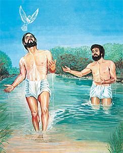 Batisema u Yesu