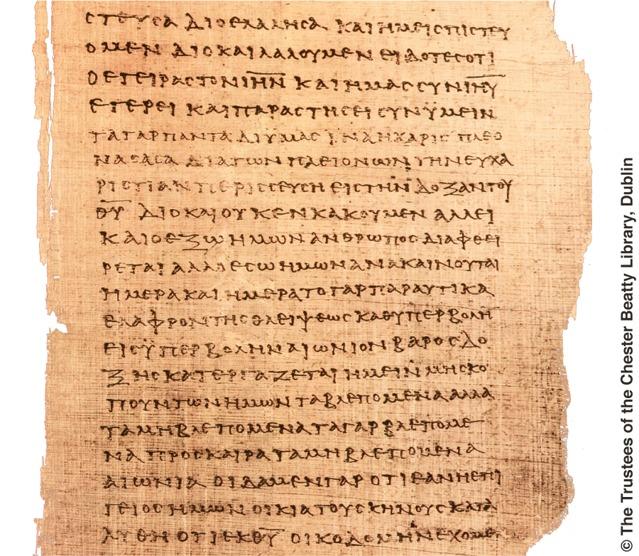 파피루스 사본