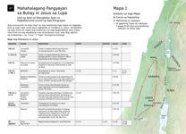 A7-A Mahahalagang Pangyayari sa Buhay ni Jesus sa Lupa—Bago ang Ministeryo ni Jesus