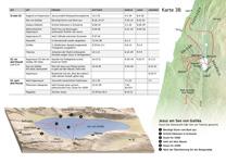 A7-D Jesu Leben auf der Erde: Jesus predigt intensiv in Galiläa (Teil 2)