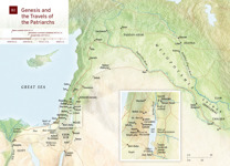 B2 Genesis and the Travels of the Patriarchs