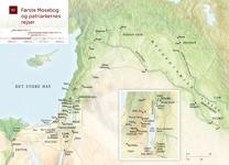 B2 Første Mosebog og patriarkernes rejser