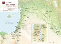 B2 La Genèse et les voyages des patriarches