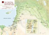 B2 Das 1. Buch Mose und die Reisen der Stammväter Israels