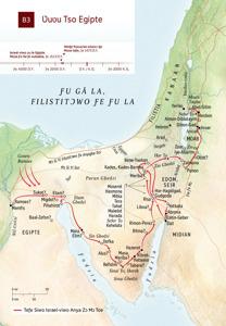 B3 Ʋuʋu Tso Egipte