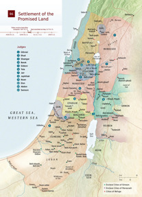 B6 Settlement of the Promised Land