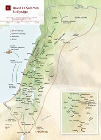 B7: Dávid és Salamon királysága