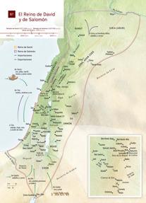 B7 El reino de David y de Salomón