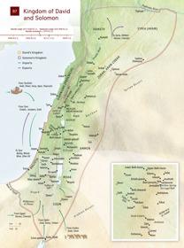 B7 Kingdom of David and Solomon