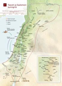 B7 Taaveti ja Saalomoni kuningriik