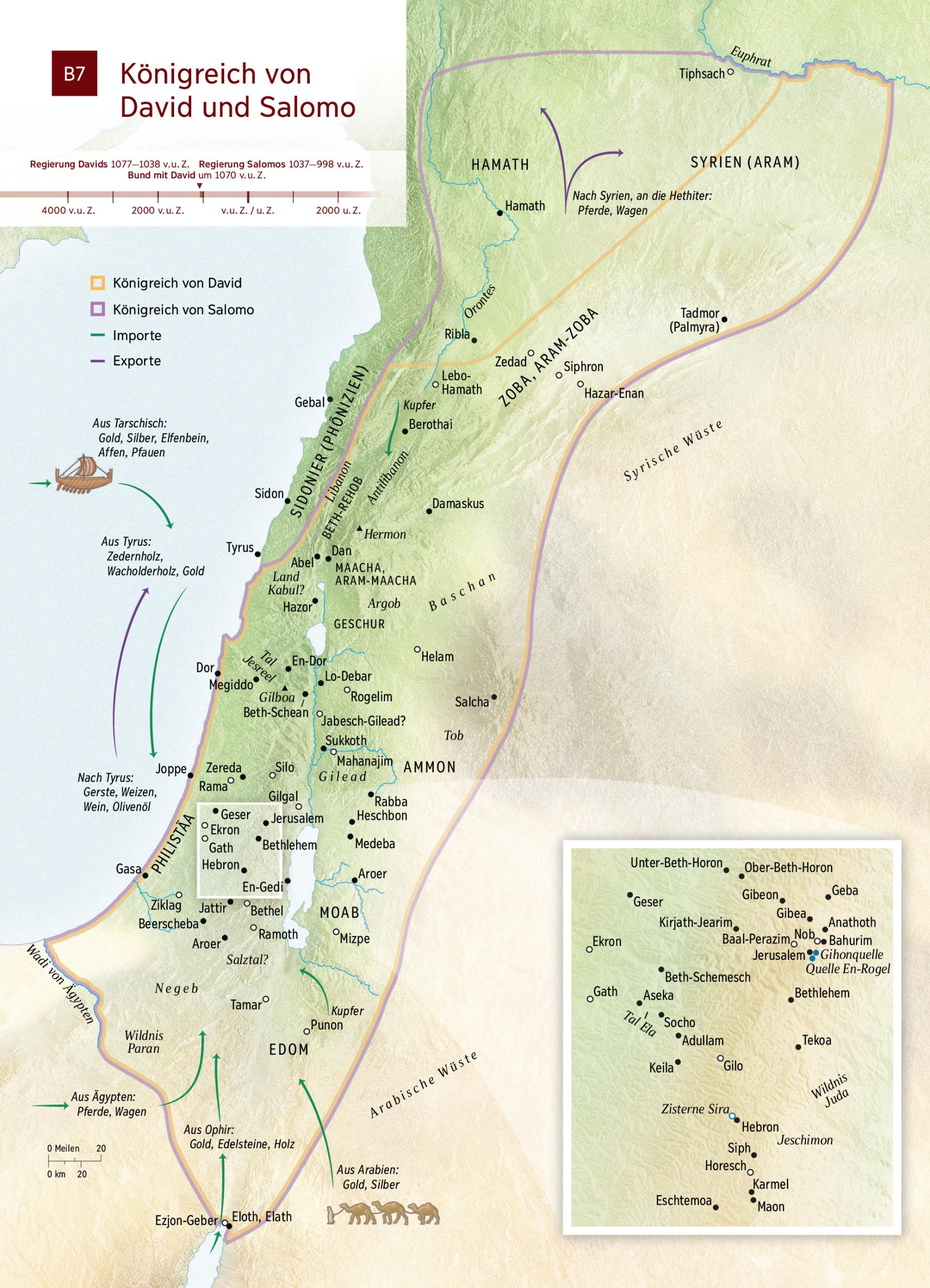 Zur für israel landkarte zeit kinder jesu Missstände in