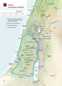 B10 Israel Jeesuksen aikana
