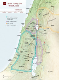 B10 Israel During the Time of Jesus
