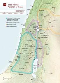 B10 Israel Noong Panahon ni Jesus