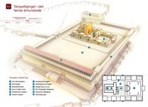 B11 Tempelbjerget i det første århundrede