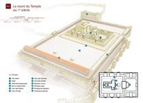 B11 Le mont du Temple au Iersiècle