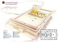 B11 El monte del templo en el siglo primero
