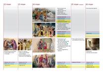 B12-B De laatste week van Jezus' leven op aarde (deel 2)