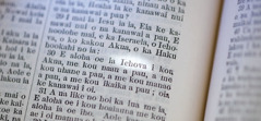 The divine name in the Greek Scriptures of a Hawaiian-language translation