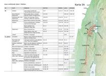A7-C Jesus liv på jorden i kronologisk ordning – Jesus omfattande tjänst i Galileen (Del 1)