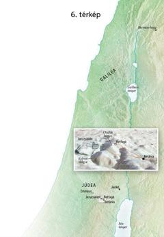 Jézus szolgálatának vége: Jeruzsálem, Betánia, Betfagé és az Olajfák hegye