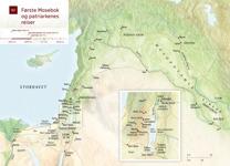 B2 Første Mosebok og patriarkenes reiser